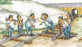 El ancho ibérico que nunca lo fue, los seis pies castellanos y otras ironías sobre el ancho de vía.
