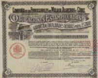 Compañía de los Ferrocarriles de Malaga, Algeciras y Cadiz