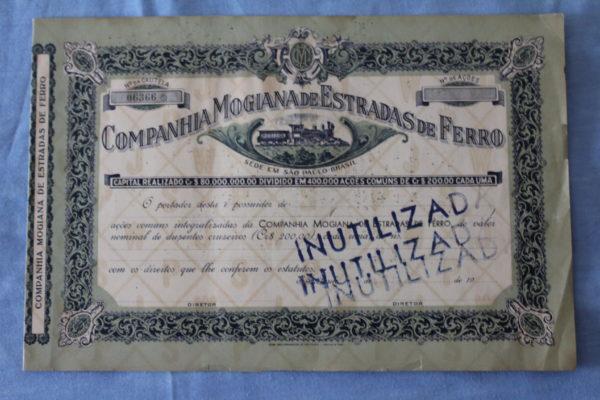 Companhia Mogiana de Estradas de Ferro