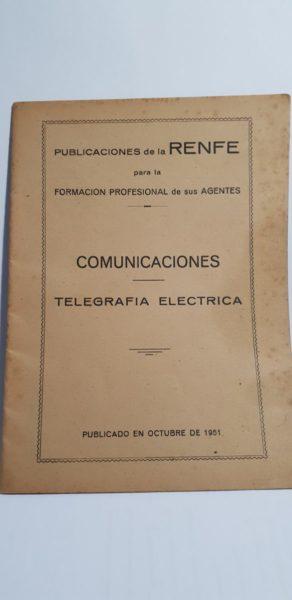 COMUNICACIONES – TELEGRAFIA ELECTRICA