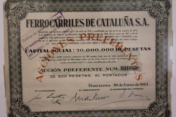 Ferrocarriles de Cataluña