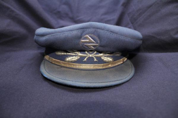 Gorra de maquinista
