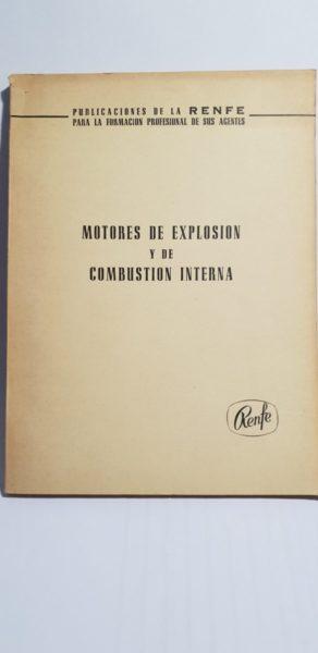 MOTORES DE EXPLOSION Y DE COMBUSTION INTERNA